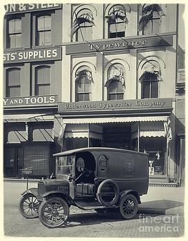Edward Fielding - Underwood Typewriter Factory