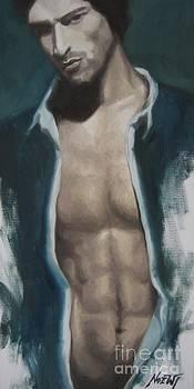 Undressing by Jindra Noewi