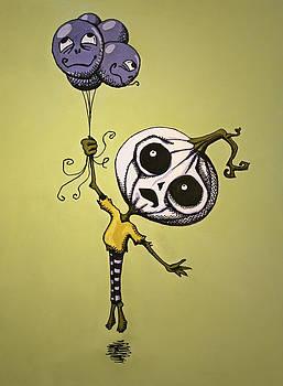 Unexpected Helium by Sara Coolidge