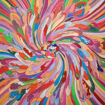 Unfolding Melody by Mtnwoman Silver