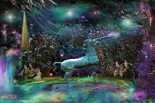 Unicorn Dreams by Bill Oliver