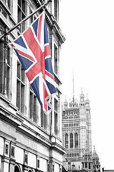 Union Jack by Nancy Ingersoll