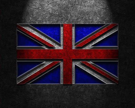 The Learning Curve Photography - Union Jack Stone Texture