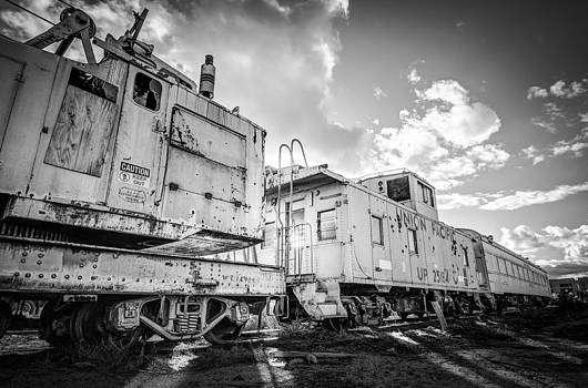 Union Pacific by Peak Photography by Clint Easley