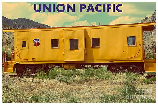 Sophie Vigneault - Union Pacific Train