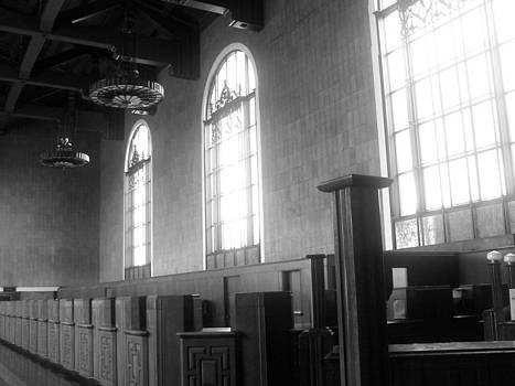 Karyn Robinson - Union Station Ticketing Room