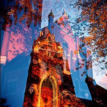 United Church 1 D by Bernd Buessecker