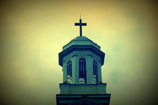 Laurie Perry - United Methodist Steeple 2