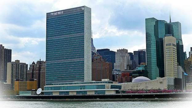 United Nations by Frank Garciarubio