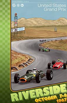 Georgia Fowler - United States Riverside Grand Prix 1967