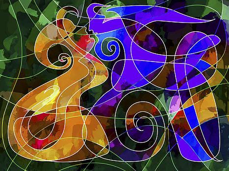 Unity of souls by Siyavush Mammadov