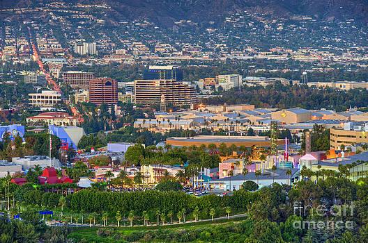 David Zanzinger - Universal City Warner Bros Studios