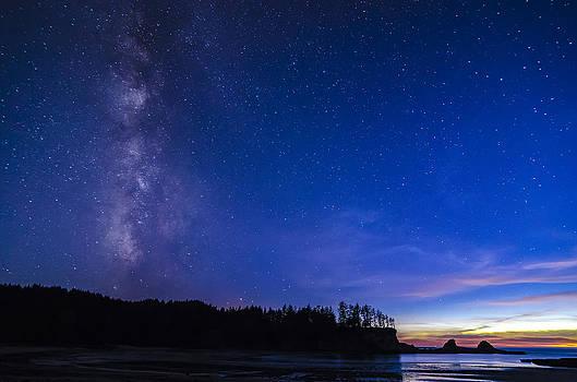 Universe in My Backyard by Chris Malone