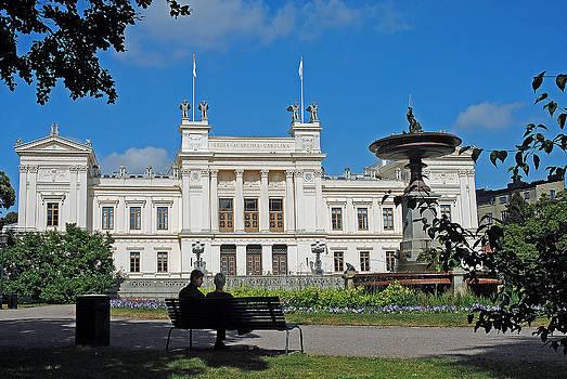 Jeff Brunton - Universitethuset Lund SE 05