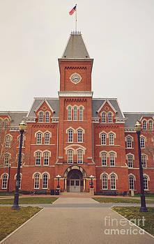 Rachel Barrett - University Hall