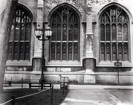 University of Chicago 1970s by Joseph Duba