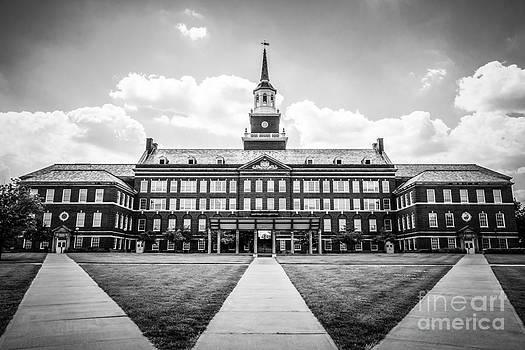 Paul Velgos - University of Cincinnati Black and White Photo