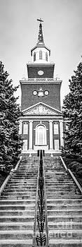 Paul Velgos - University of Cincinnati Vertical Panoramic Picture