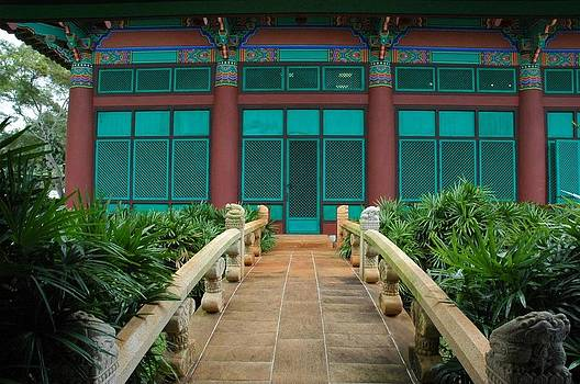 University of Hawaii by Nicholas Gregory