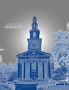 University of Kentucky Memorial Hall by Myke Huynh