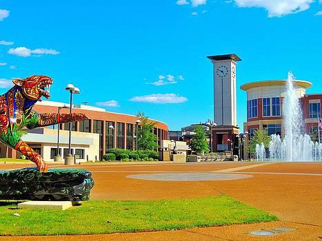 University of Memphis by Jeremy Johnson