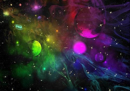 Regina  Williams  - Unknown Universe