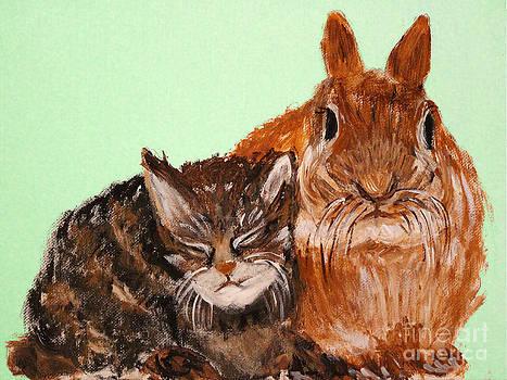Unlikely Friends by Elayne Doehrel