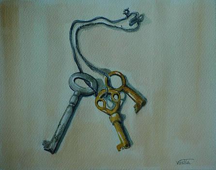Unlock Your Dreams by Venetia Bebi