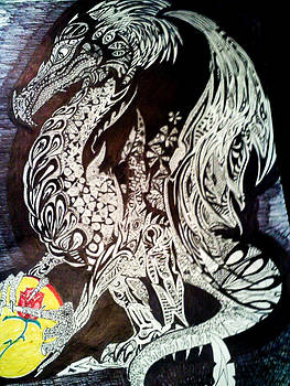 Nathan Newman - Unnamed Dragon