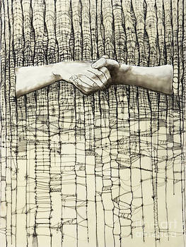 Unravel #3 by Andrea Benson