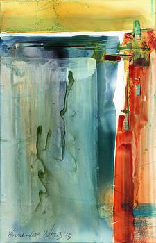 Untitled - 30x4 by Yevgenia Watts