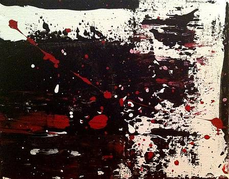 Untitled 6 Pollock Inspired by Vanessa Carpenter