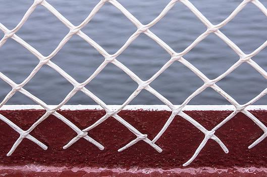 Arkady Kunysz - Untitled fence