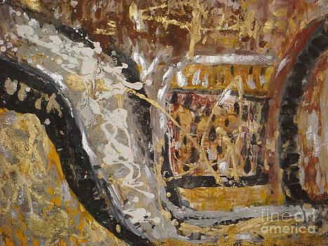 Untitled III by Fereshteh Stoecklein