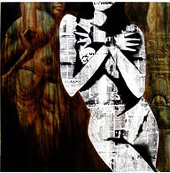 Untitled IX by Naresh  Kumar
