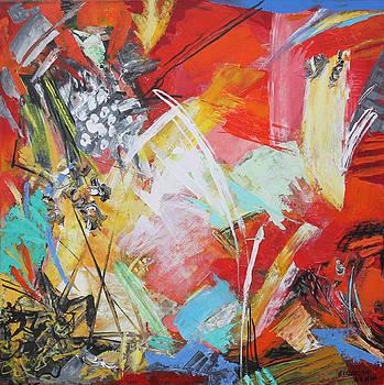 Untitled N02 by Elizabeth Elkin