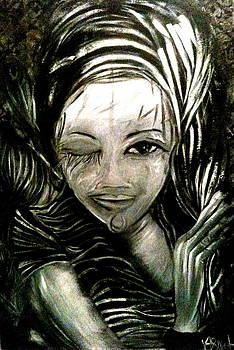 Untitled -The Seer by Juliann Sweet