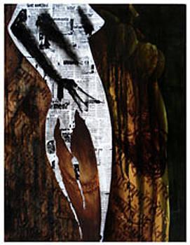 Untitled XI by Naresh  Kumar