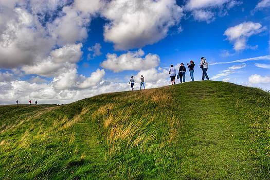 Mark Tisdale - Unwritten Future - The Mound At Avebury