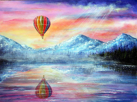 Up and Away by Ann Marie Bone