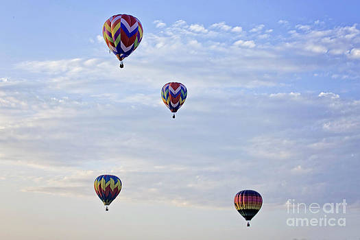 Up and Away by Joenne Hartley