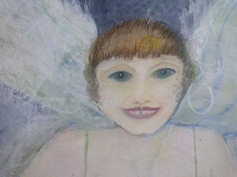 Up Close My Angel by Marian Hebert