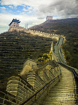 Up the Great Wall by Suzanne Simpson