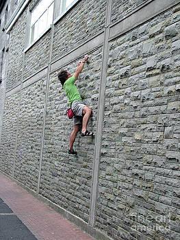 Joe Cashin - Up the wall