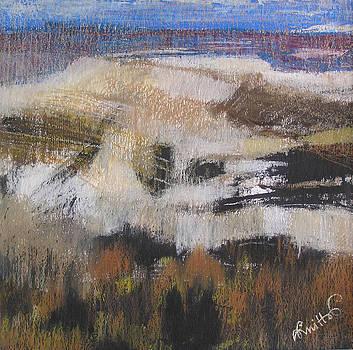 Up To The Horizon by Alicja Coe