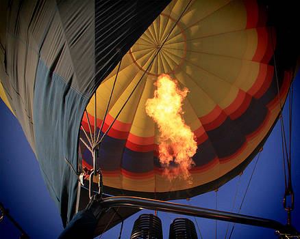 Up Up and Away by Dale Simmons