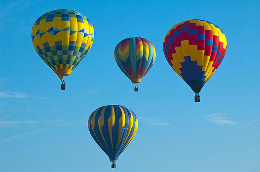Up Up and Away by Sheri Heckenlaible