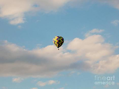 Up Up And Away by Valerie Shaffer