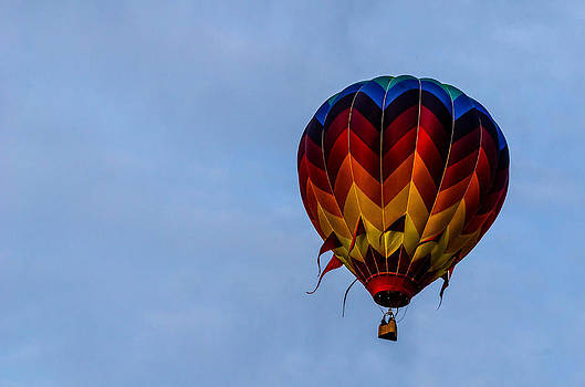 Up Up Away by Todd Heckert