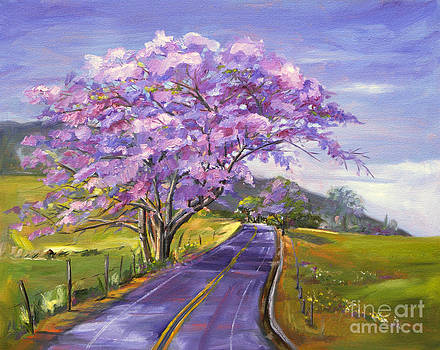 Upcountry in Bloom by Jennifer Beaudet